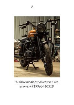bike modification details and price screenshot 1