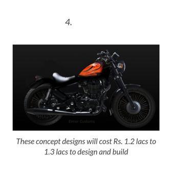 bike modification details and price screenshot 2