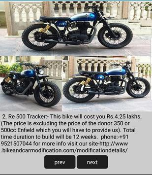 bike modification details and price screenshot 4