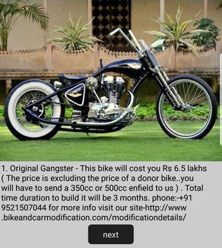 bike modification details and price screenshot 5