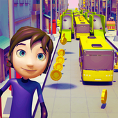 After School Subway Rush To Granny icon