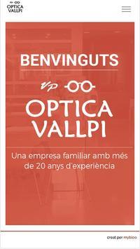 Óptica Vallpi poster