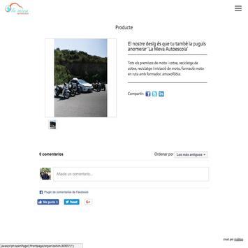 La Meva Autoescola screenshot 1