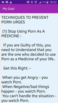 Quit Porn Addiction 2018 apk screenshot