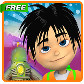 Mike Jetpack Dash icon
