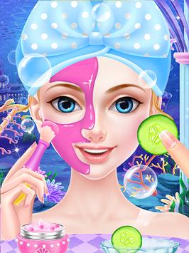 Mermaid Princess Makeup Salon screenshot 1