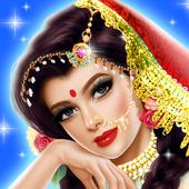 Indian Wedding Girl Makeup icon