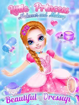 Little Princess Makeup Salon poster