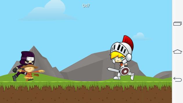 Ninja War apk screenshot