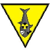 Atomic Space Shark Defender! icon
