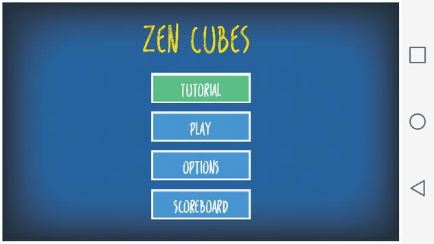 Zen Cubes screenshot 5