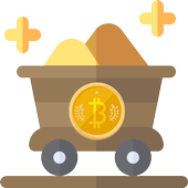 Bitcoin Mining Game icon