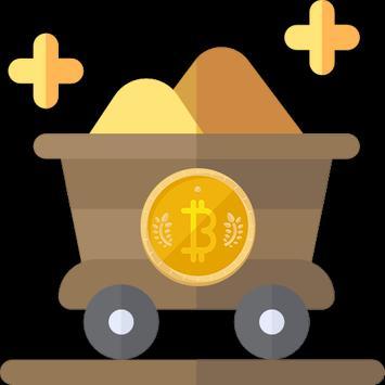 Bitcoin Mining Game poster