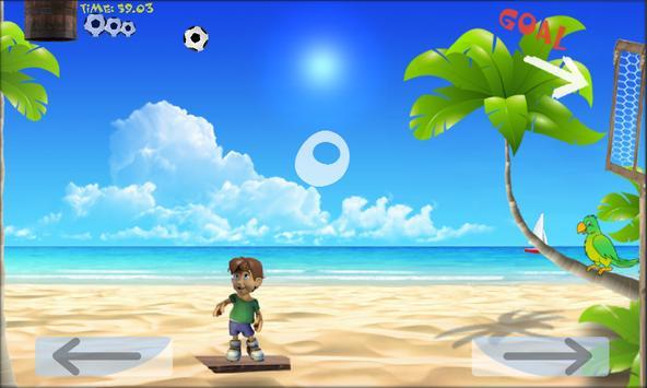 Skate Boy Goal apk screenshot