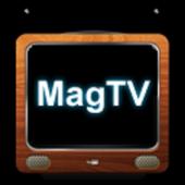 Mag TV- Stalker IPTV Emulator icon