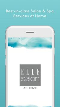 ELLE Salon At Home poster