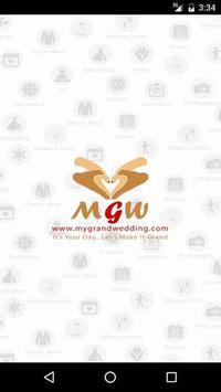 MyGrandWedding-Wedding Planner poster