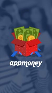 AppMoney: Earn Cash and Gifts apk screenshot