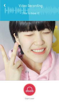 doobi-video,movie,star,idol apk screenshot