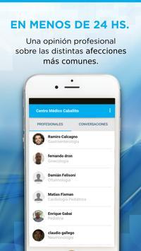 CMC Chat Médico screenshot 3