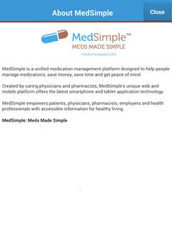 MedSimple screenshot 5