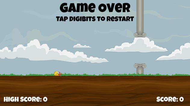 DigiBit FlappyHands screenshot 3