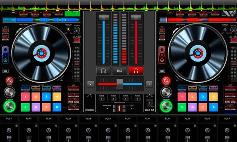 dj software for android phone free download