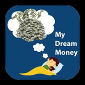 my dream money icon