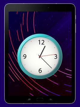 Analog Clock – Live Wallpaper screenshot 5