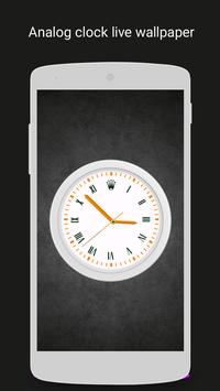 Analog Clock – Live Wallpaper screenshot 1