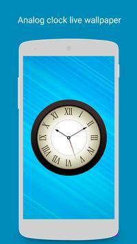 Analog Clock – Live Wallpaper screenshot 2
