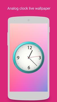 Analog Clock – Live Wallpaper screenshot 3