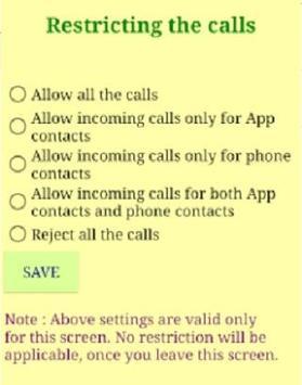 Call Management screenshot 1
