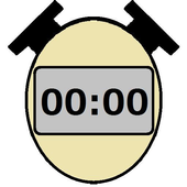 StopWatch,シンプルなストップウォッチ。 icon