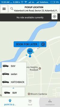 City Coolcab Cab Booking App apk screenshot