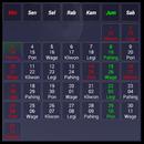 kalender Hijri Pasaran APK Android