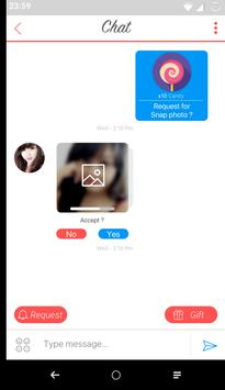 Lolly - Chat With Idols old screenshot 5
