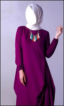 Burqa New Fashion Photo Suit screenshot 4