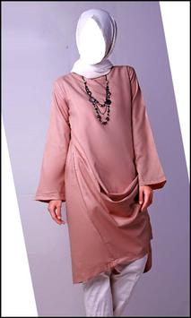 Burqa New Fashion Photo Suit screenshot 6