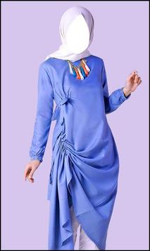Burqa New Fashion Photo Suit screenshot 1
