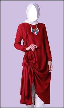 Burqa New Fashion Photo Suit screenshot 2