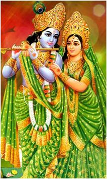Krishna Radha Wallpaper New 截图 1