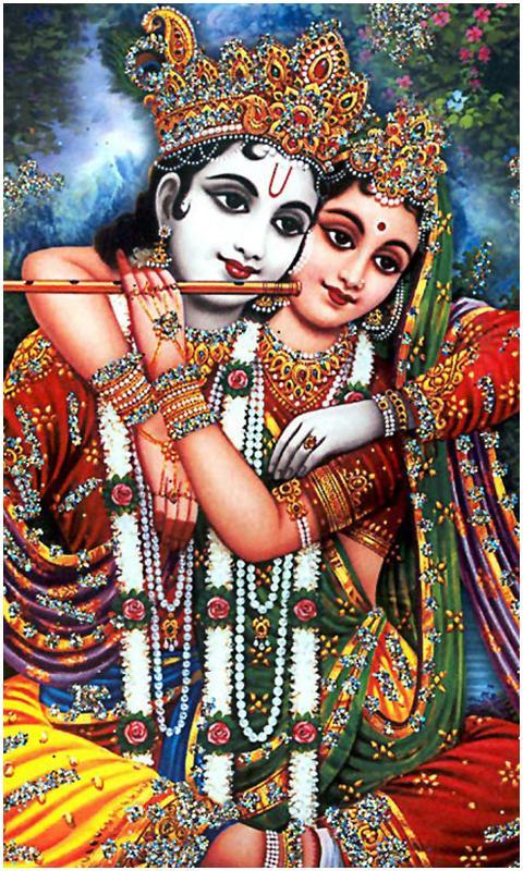 Krishna Radha Wallpaper New for Android - APK Download