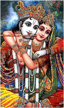 Krishna Radha Wallpaper New 截图 3