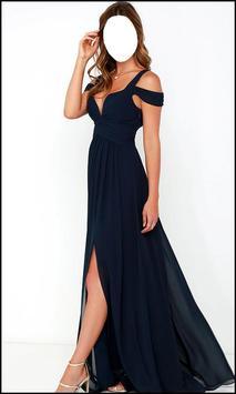 Women Design Maxi Dress screenshot 1