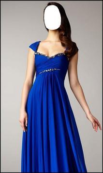 Women Design Maxi Dress screenshot 4