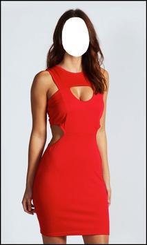 Women Design Maxi Dress screenshot 5