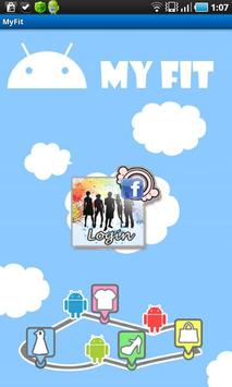 MyFit poster