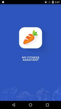 My Fitness Assistant poster