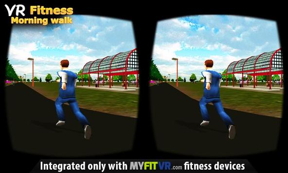 VR Fitness Morning Walk apk screenshot